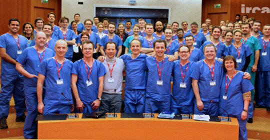 21st-22nd Feb European Wrist Arthroscopy Society Course, Strasbourg