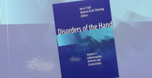 Publication of book 'Disorders of the Hand'