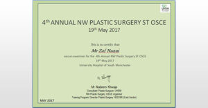 4th Annual NW Plastic Surgery OSCE