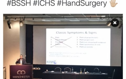 Lecture on Compartment Syndrome of the Hand