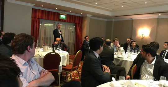 North West Surgical Hand Society (NWSHS) meeting Jan 2017