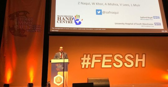 Federation European Societies of Surgery of the Hand, Budapest