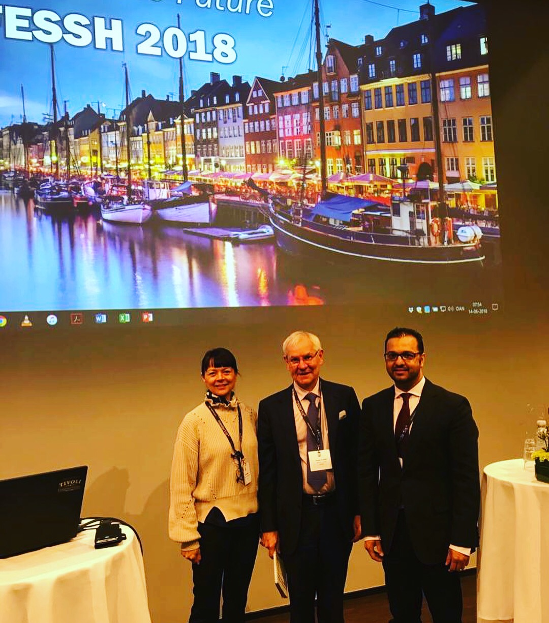 Wide Awake Hand Surgery Seminar FESSH Conference Copenhagen 2018