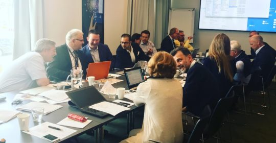 Committee Meeting of the Federation of European Societies for Surgery of the Hand