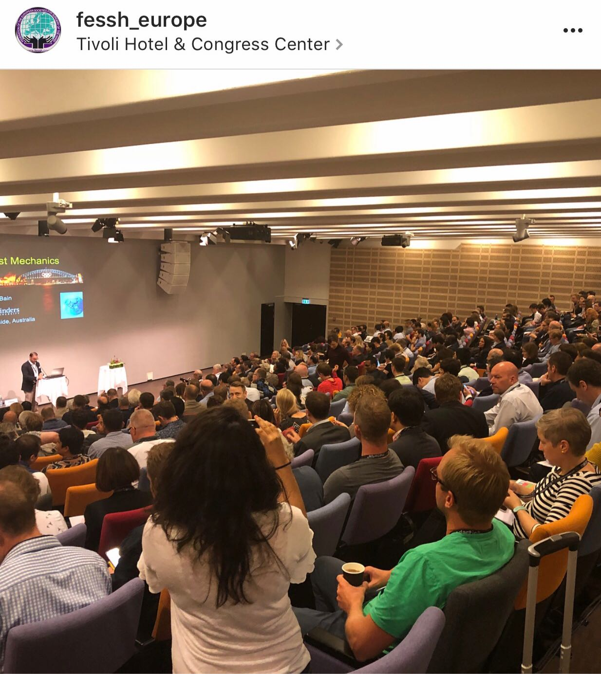FESSH Educational Session on Wrist Instability, Copenhagen 2018