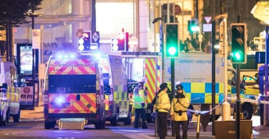 'The patients came in bleeding, traumatised, many with injuries that will change their lives' – A&E nurse tells of horrific injuries in Manchester's night of trauma